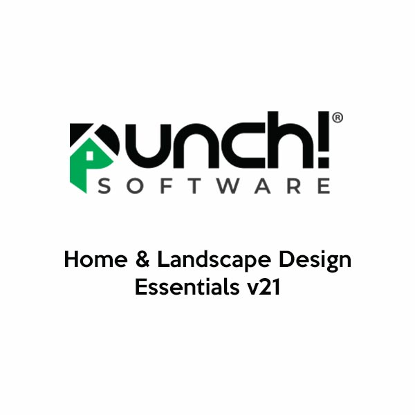 Punch Home & Landscape Design Essentials v21