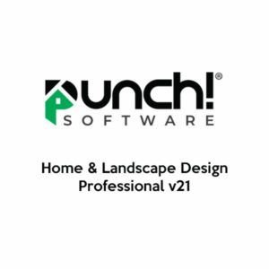 Punch Home & Landscape Design Professional v21