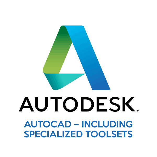 AutoCAD – Including Specialized Toolsets Ad Commercial New Single-User ELD