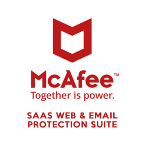McAfee SaaS Web & Email Protection Suite